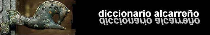 diccionario alcarreño
