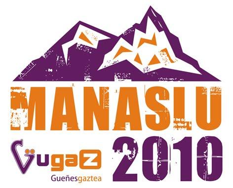 Expedición Manaslu 2010