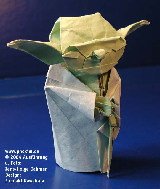 tom angleberger origami instructions