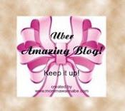 Uber Amazing Blog Award