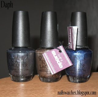 opi brand new skates dark grey sheer golden shimmer you don't know jacques suede ydkj matte brown gold taupe shimmer russian navy blue suede matte shimmer nail polish nailswatches