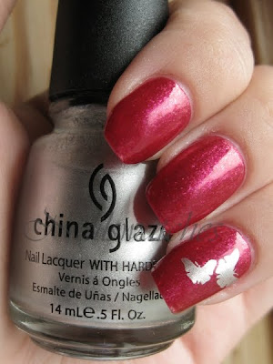 Zoya Alegra Bundle Monster plate BM05 China Glaze Millennium