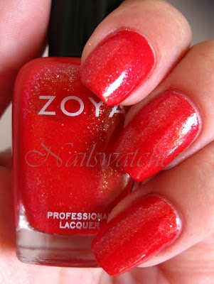 zoya nidhi sparkles sparkle collection 2010 nail polish