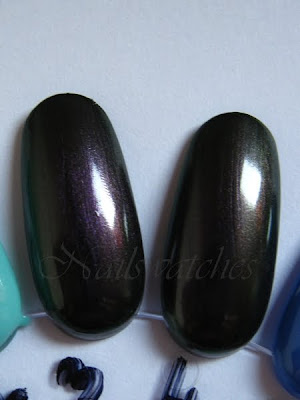 comparison GOSH purple heart duochrome Kinetics Shall we dance?