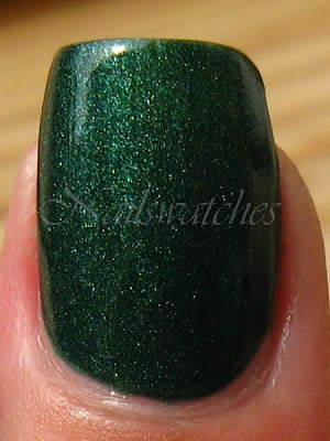 htat here today aragon tomorrow suede opi green nailpolish nailswatches