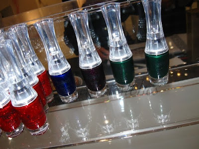 Trind bottles winter collection beauty salon dimensions 2010 nail polish nailswatches
