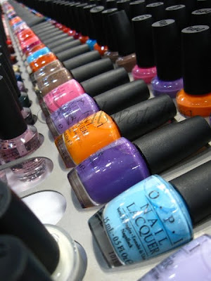 OPI bottles collection beauty salon dimensions 2010 nail polish nailswatches