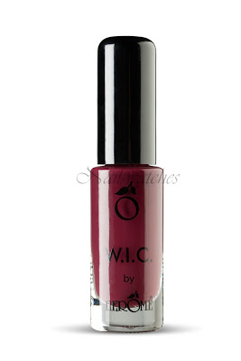 Wic by herome surrey wine red creme canada collection fall/winter 2010 nail polish nailswatches