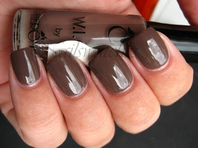 wic by herome johannesburg taupe brown creme nail polish nailswatches