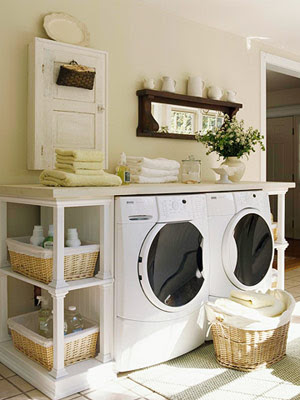 Cherry Street Cottage: Loving Laundry