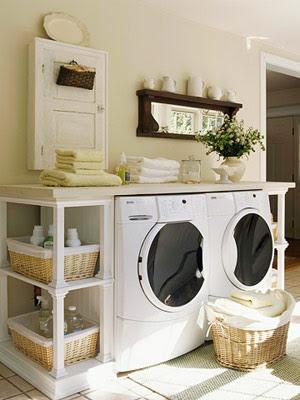 Cherry Street Cottage: Loving Laundry