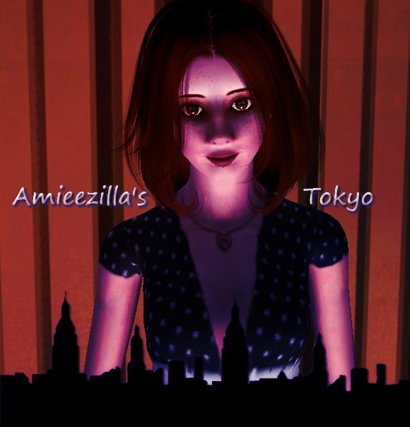Amieezilla's Tokyo