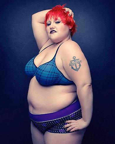фото юных толстушек
