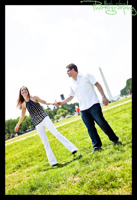 Blog+7 Terrence & Leah   Washington DC Engagement Photography