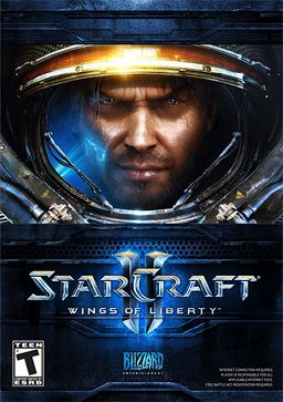 StarCraft II   Box Art Descarga Starcraft 2: Wings of Liberty Online