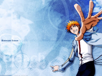 #42 Bleach Wallpaper
