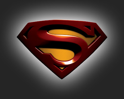 Black And White Superman Symbol Graphics And Comments
