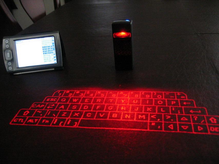 La Ciencia Y La Tecnologia Teclado Virtual