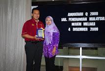 ANUGERAH HARI Q JABATAN PENERANGAN MALAYSIA MELAKA