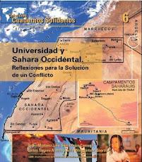 Universidad y Sahara Occidental. Reflexiones para la solución de un conflicto