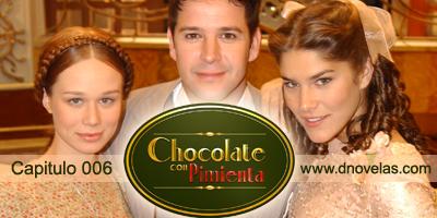 Chocolate con Pimienta - En Español