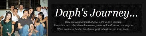 Daph's Journey...