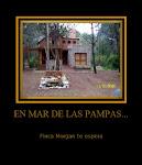 Mar de las Pampas - Alquilo cabaña