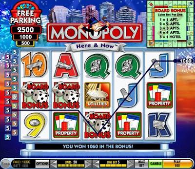 Juega Monopoly Tragamonedas en Línea Gratis o Dinero Real