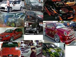 """Autoshow"" myvi@Perodua@Passo"