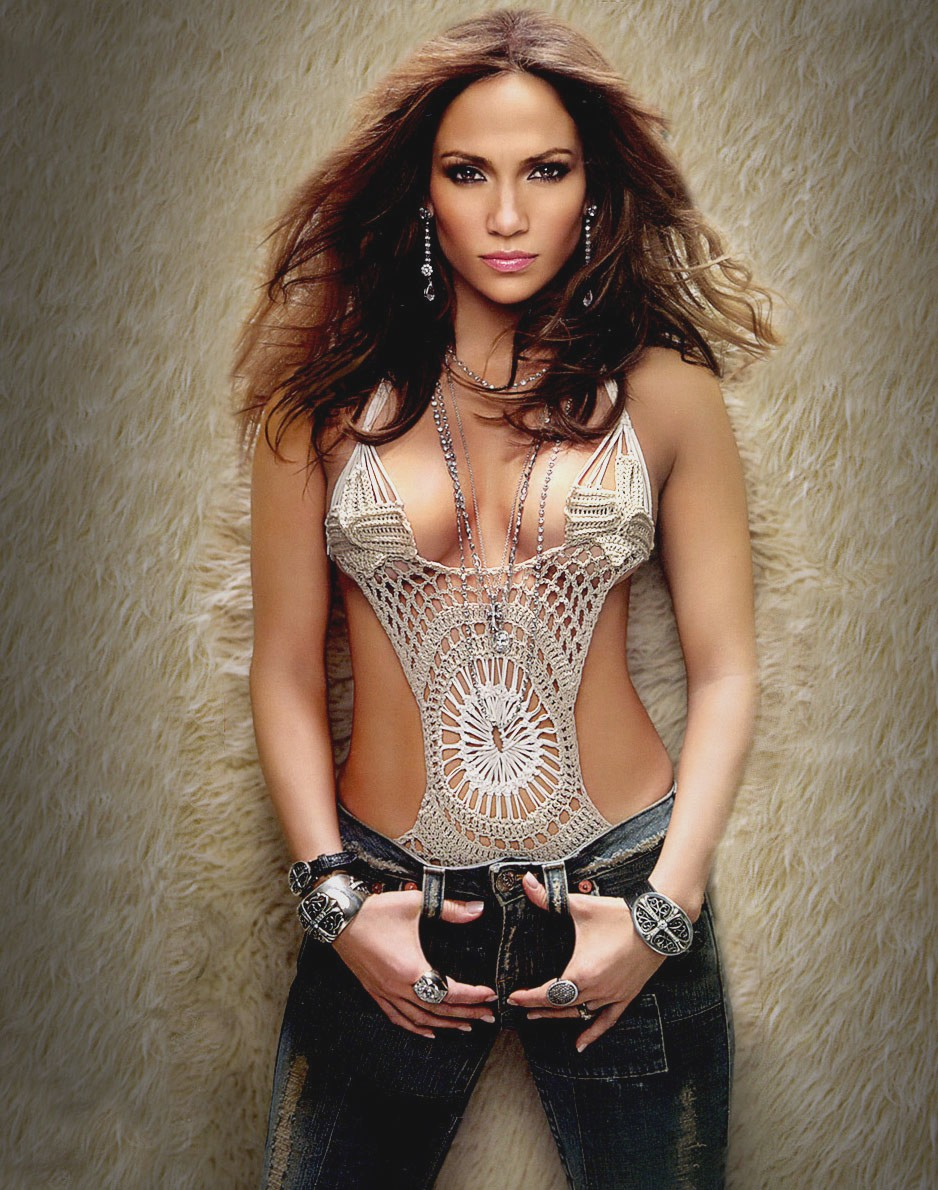 Jennifer Lopez sexy photo gallery