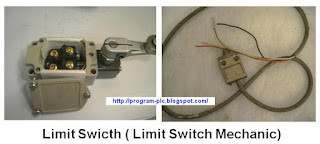 Limit Switch Mechanic PLC
