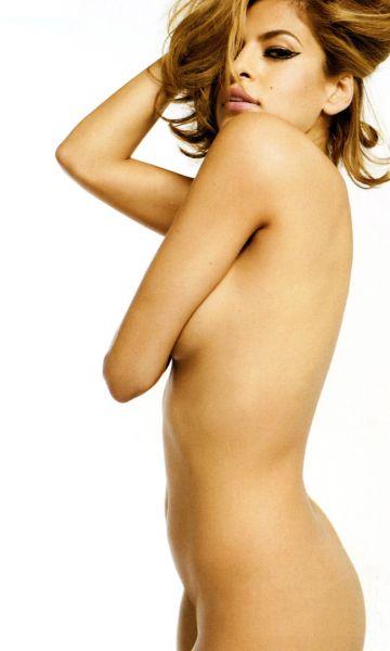 Eva Mendes Desnuda En La Unica Pelicula Donde Ha Hecho Un Desnudo