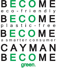 DID YOU KNOW in Grand Cayman we use over 1 million plastic bags every month?  Find out more: