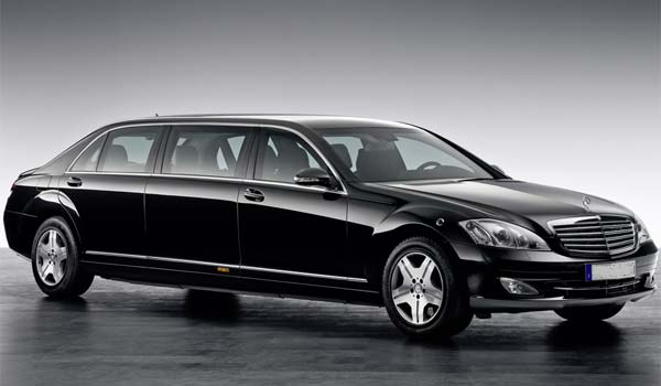 Mercedes Benz S Guard Luxury Limousine Car In India Features And