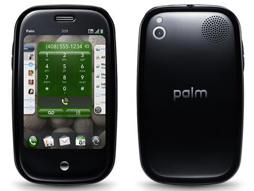 HP Palm Pre 2 Smartphone