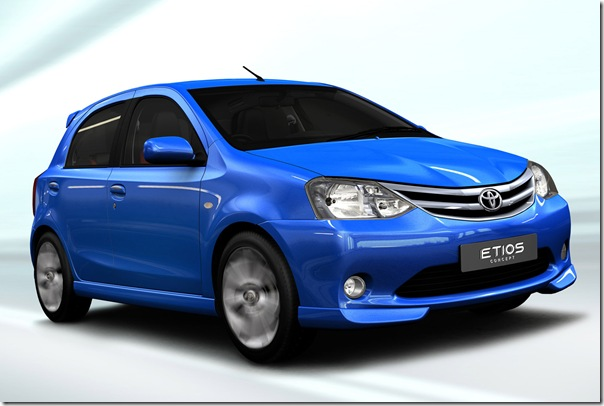 Amazing Automobile Toyota Etios Liva In India