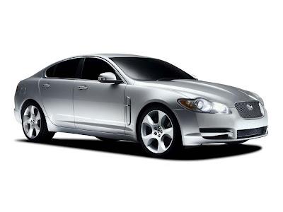 New Jaguar XF Diesel