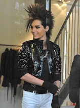 Bill Kaulitz And Fashion April 2010