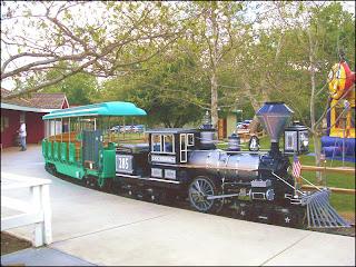 Irvine Park Railroad