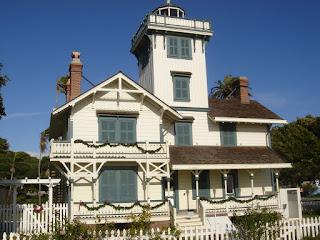 Pt. Fermin Lighthouse