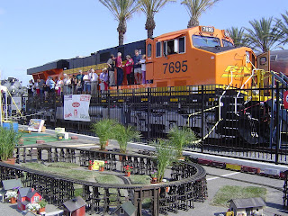Fullerton Railroad Days