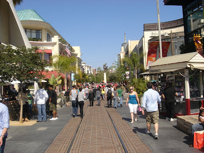 The Grove Shopping District