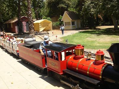 Colonel Griffith train