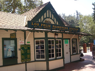 Griffith Park Train Club