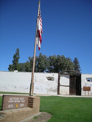 Fort Sutter Sacramento California