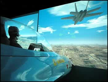 Flight Deck Air Combat Center Anaheim