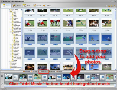 Flash Slideshow Builder