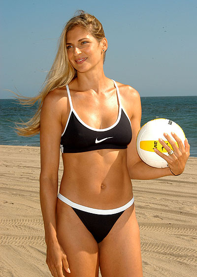 Gabrielle Reece. photo via celebritybeautybuzz