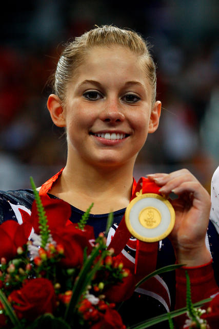 Images Shawn Johnson