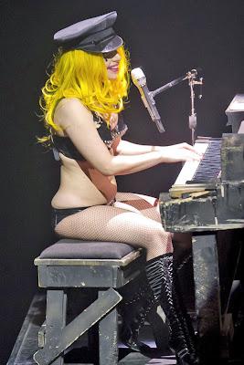 lady gaga desnuda, lady gaga y su coño